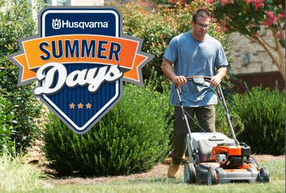 Husqvarna End of Summer Promotions