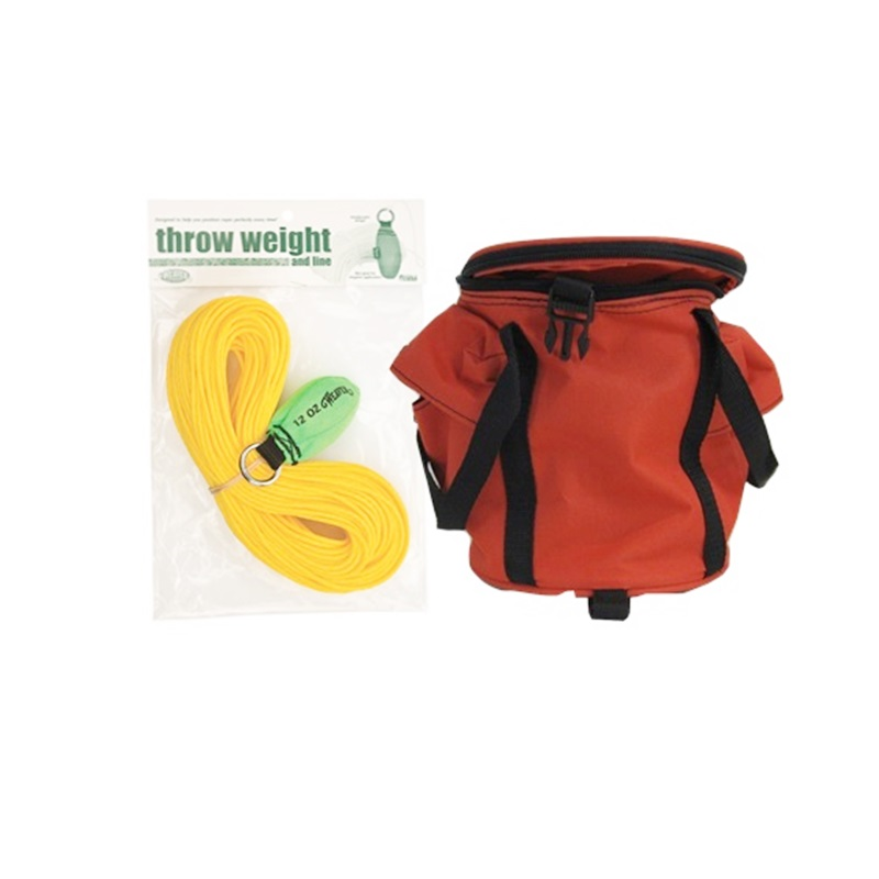 Zippered Throw Line Kit