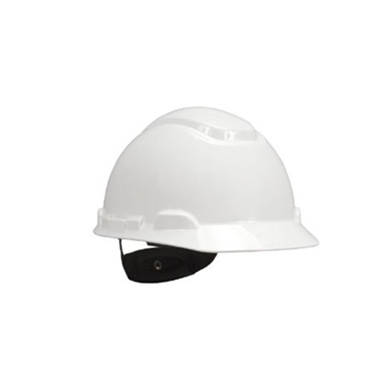 3M 4-Point Ratchet Hard Hat - White