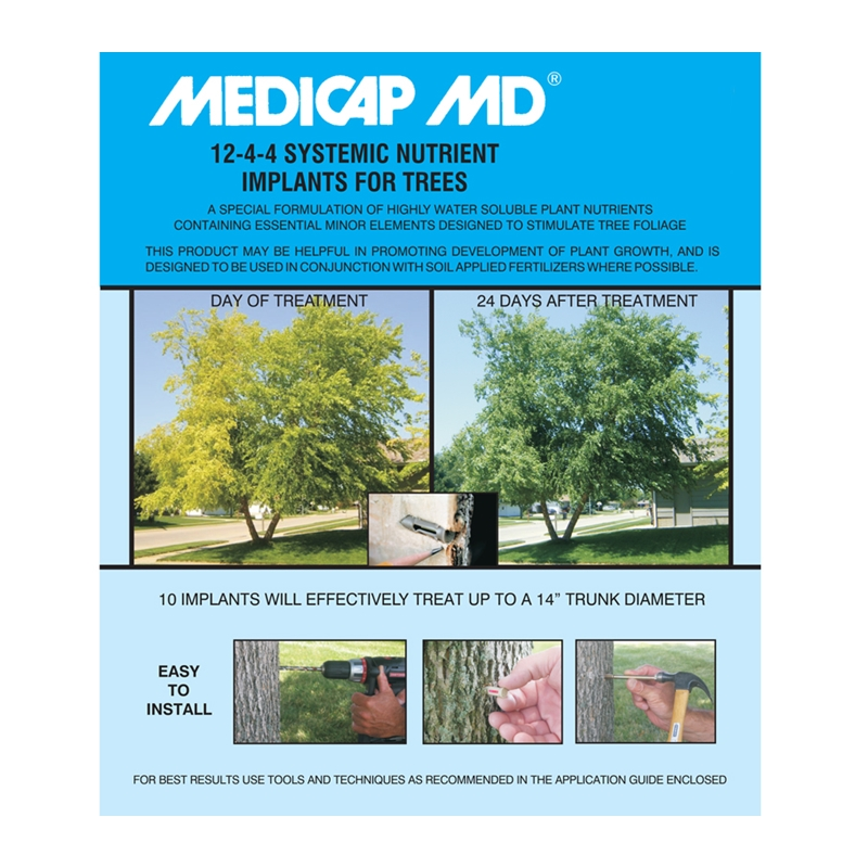 MEDICAP MD - Pack 10