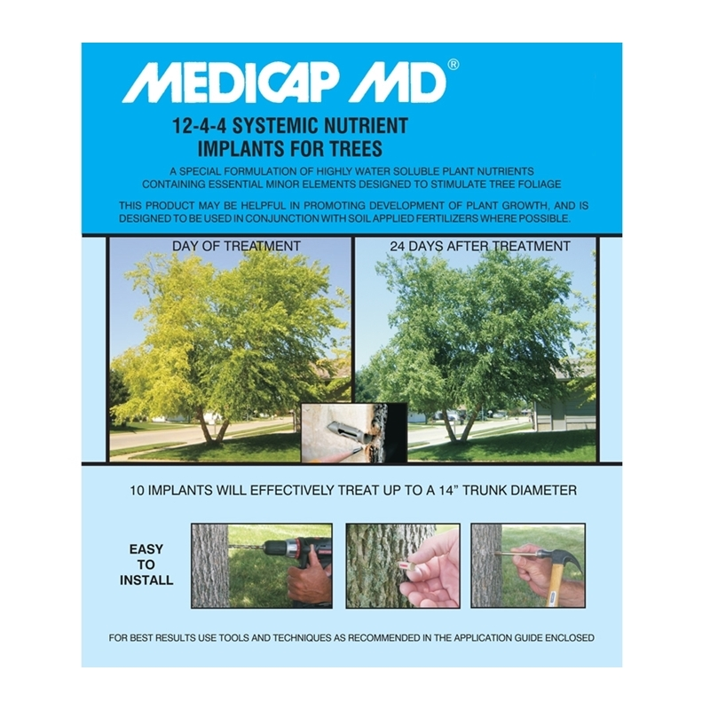 MEDICAP MD - 4/25 Packs