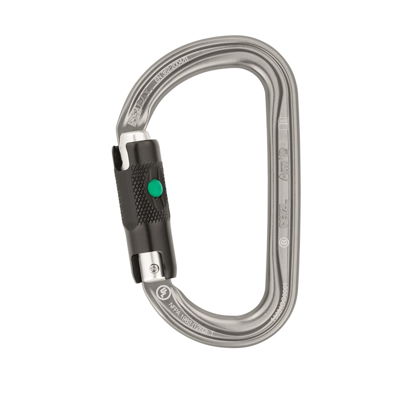 Petzl AM'D Ball Lock Carabiner