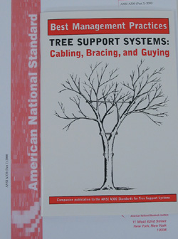 ANSI Support Systems Booklet