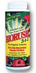 Biorush 3 1 2 organic fertilizer arborist supplies for Organic soil brands