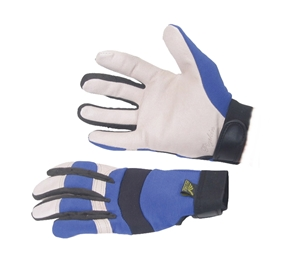 Bald Eagle Lined Pigskin Palm Gloves