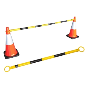 Cone Barrier Bar