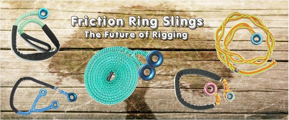Friction Ring Slings