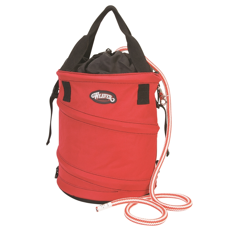 Weaver Rope Bag - RED