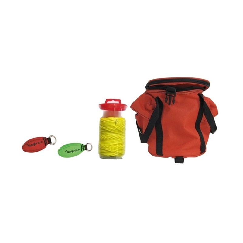 Deluxe Zippered Throw Line Kit