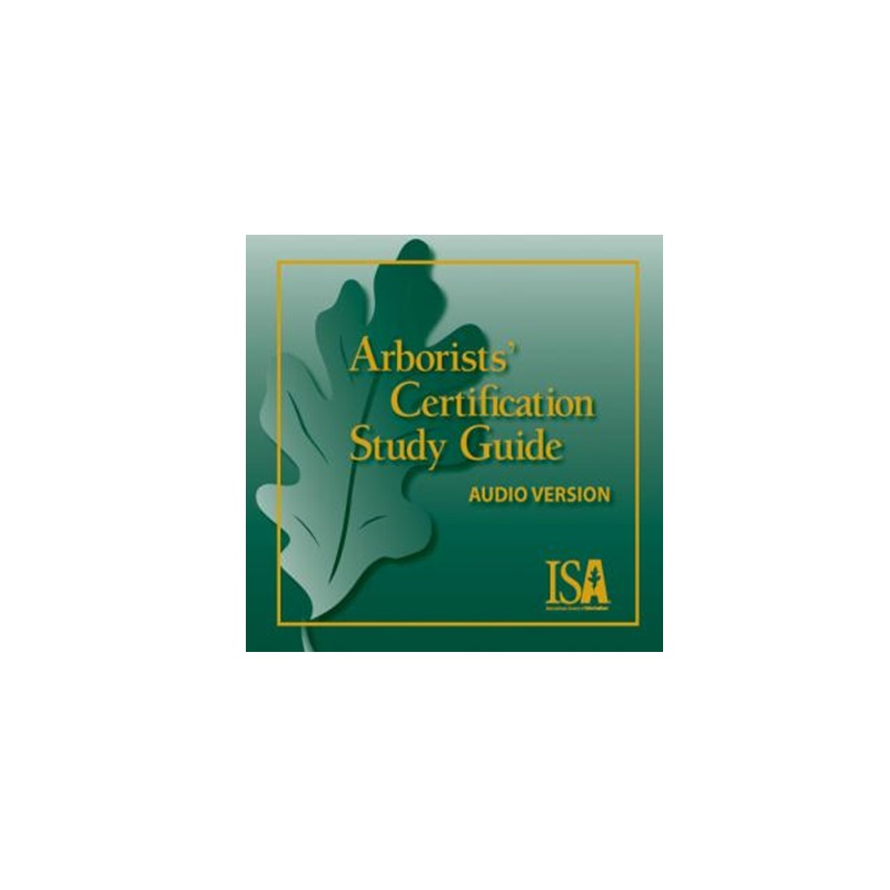 ISA Arborist Study Guide CD
