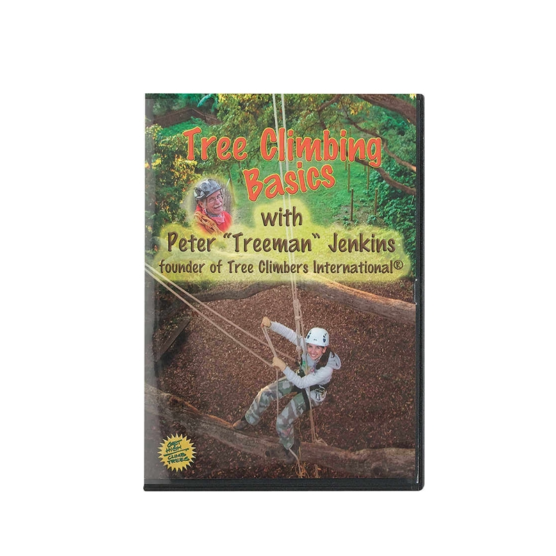 TREE CLIMBING BASICS DVD | Arborist Supplies
