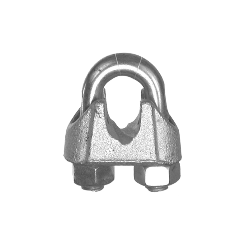 1/4'' Galvanized Cable Clamp