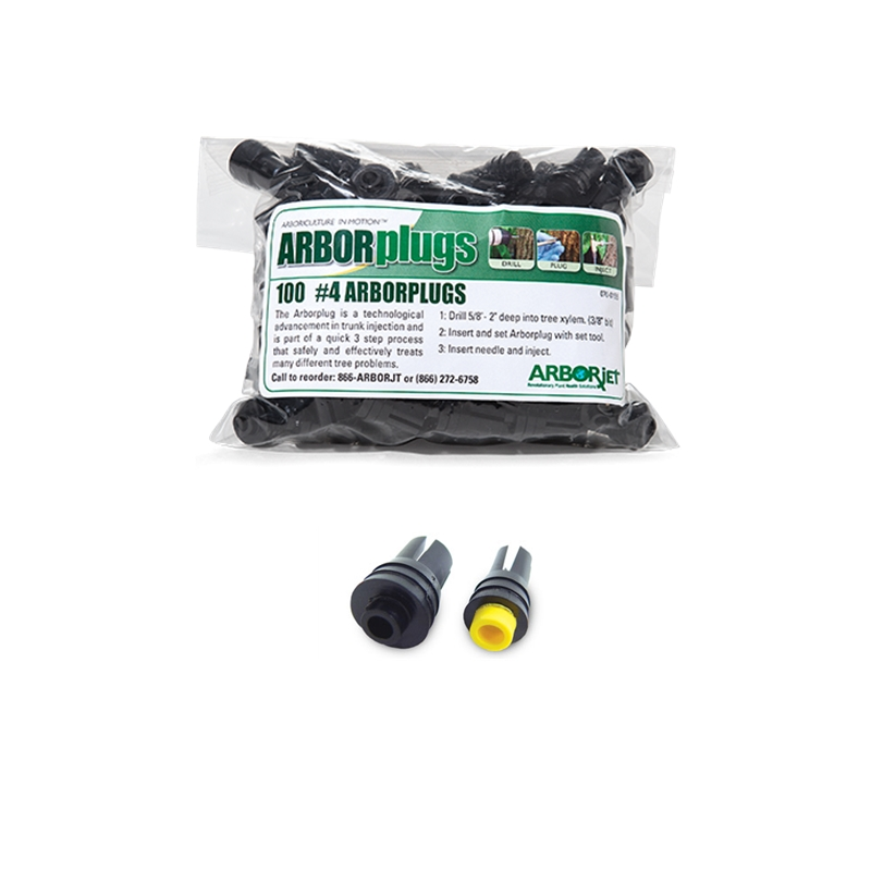 Arborjet Plugs #4<br>(100 pack)