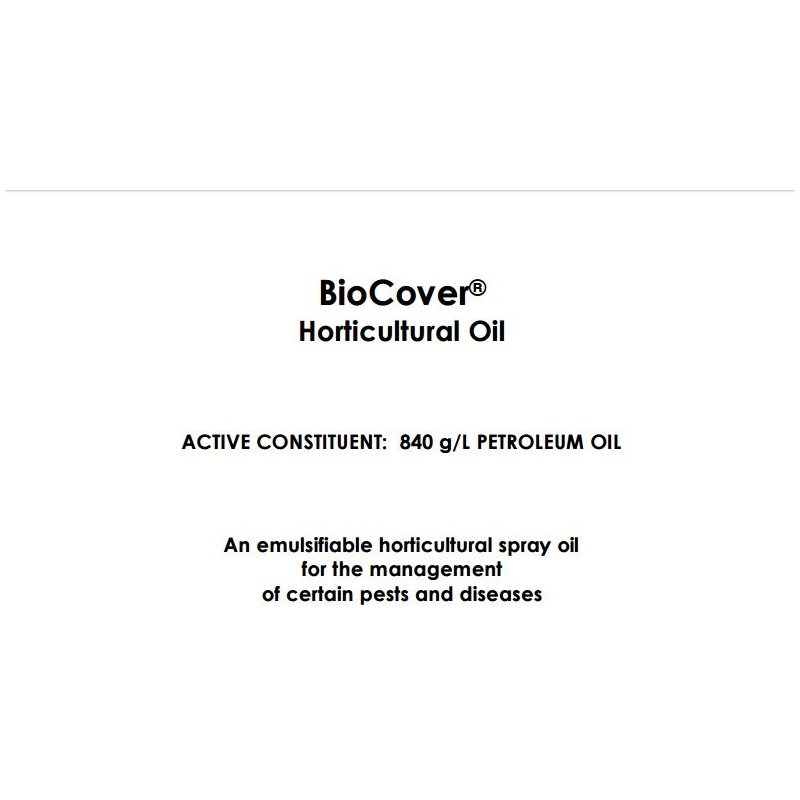Bio-Cover Oil - 55 Gallon Drum