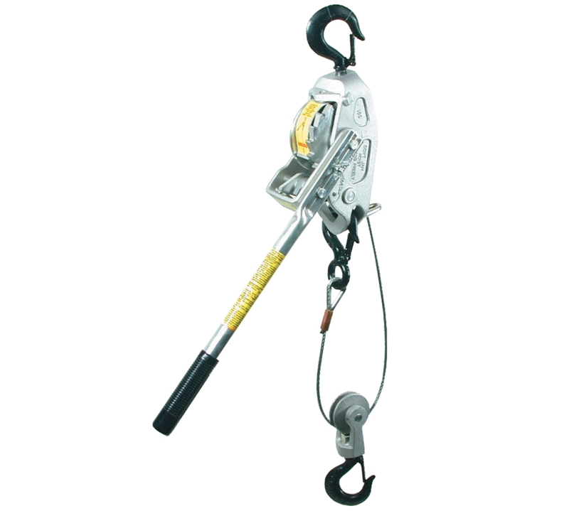 Lug-All Model 2250-20-Hoist