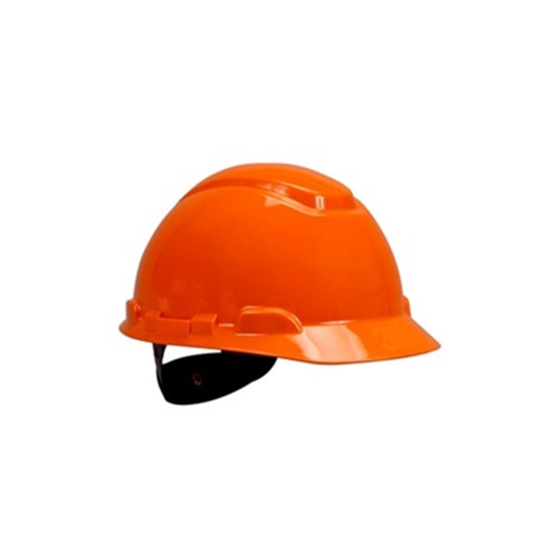 3M 4-Point Ratchet Hard Hat - Orange