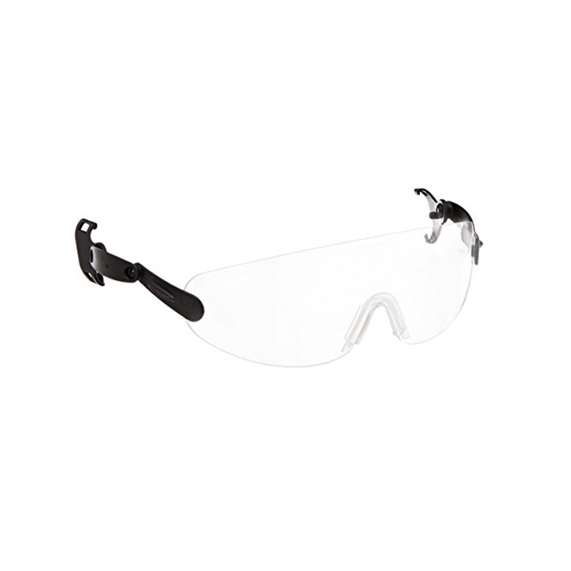 3M Clear Integrated Eyewear