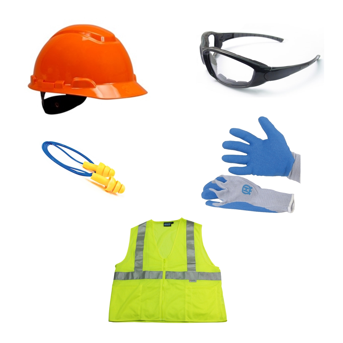 Basic New Hire PPE Kit