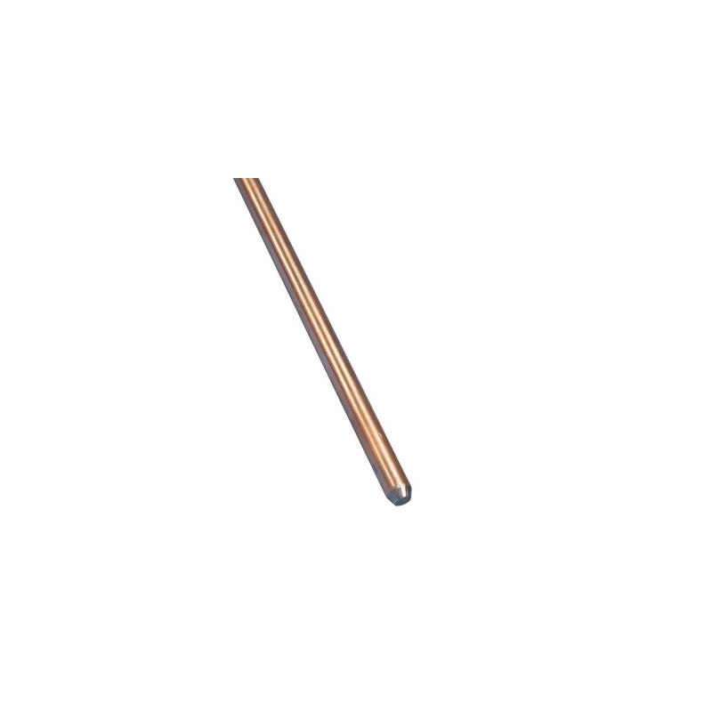 "8' Ground Rod  - 1/2"" Copper"