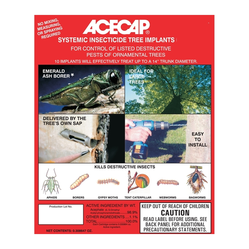 Acecap 3/8'' - 12/10 Packs