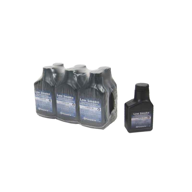Husqvarna 2.6 oz Low Smoke Oil