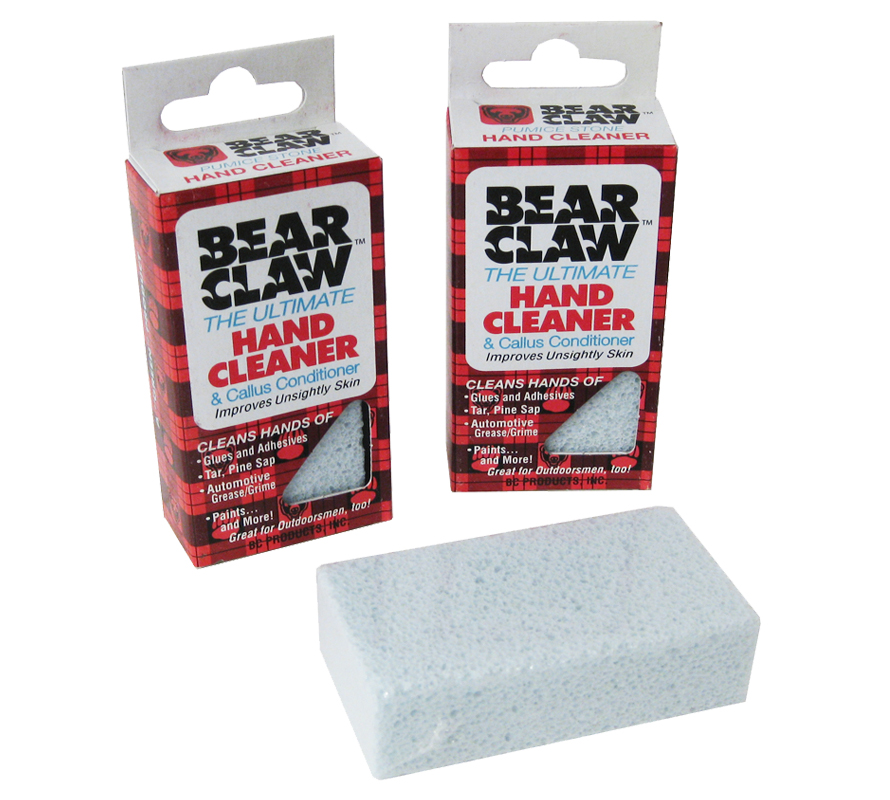 Bear Claw Pumice Stone Hand Cleaner
