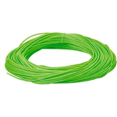 Dynaglide Throw Line -  Neon Green - per ft.