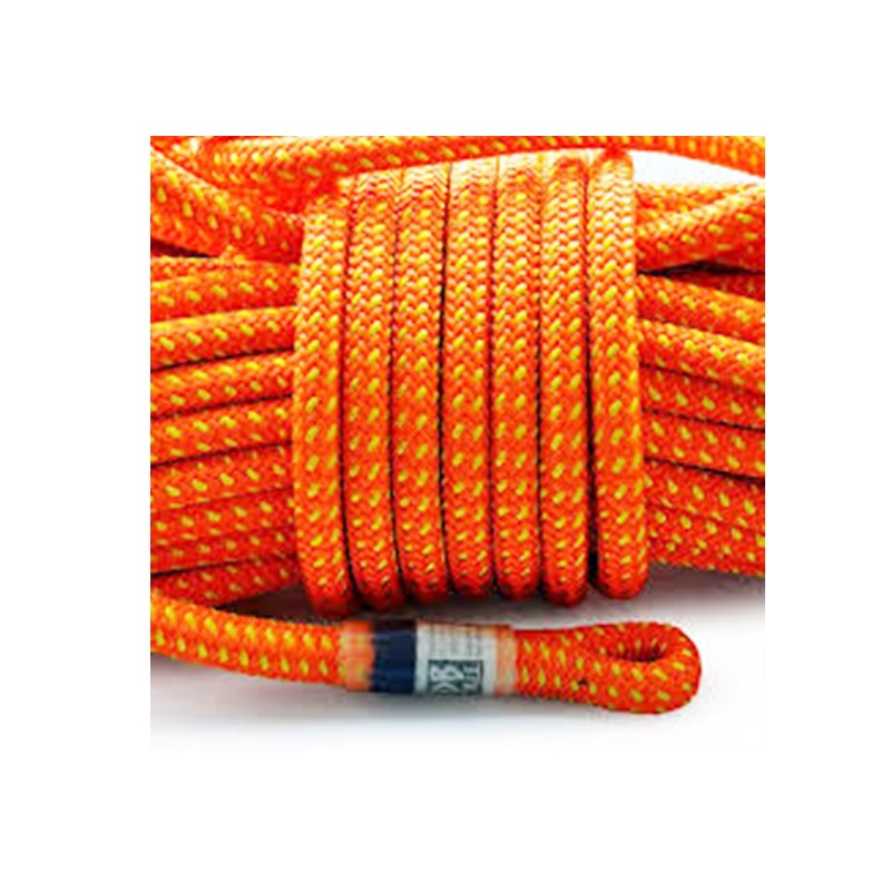 Tachyon Orange/Yellow Rope - 150' ft.  W/ EYE
