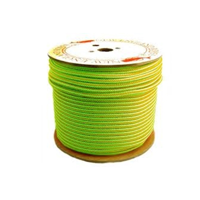 "1/2"" Safety Blue Braid Ultra-Vee - 600'"