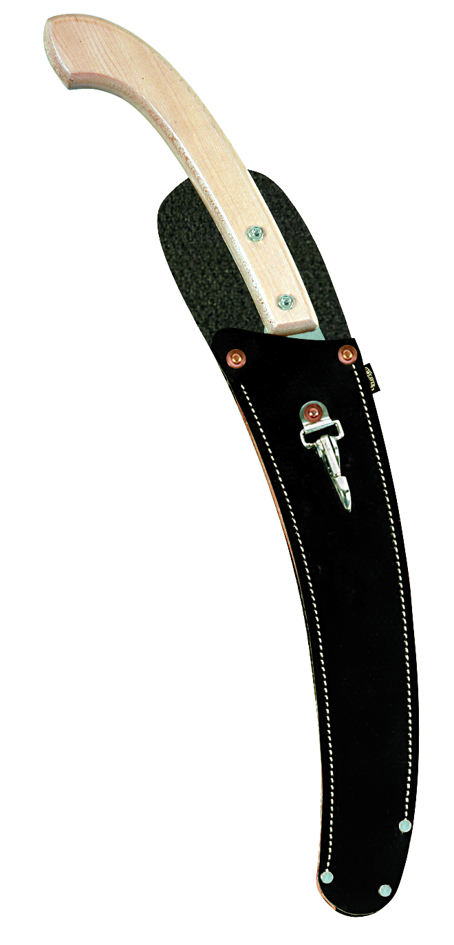 "Weaver 13"" Straight Belted Sheath"