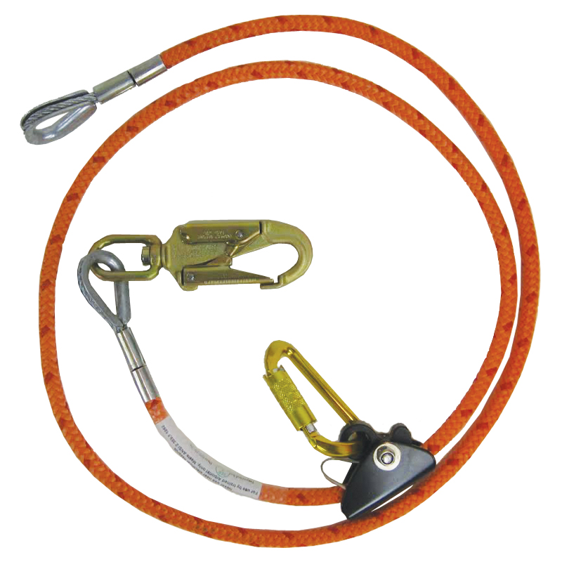 10' Steelcore Lanyard-Kit
