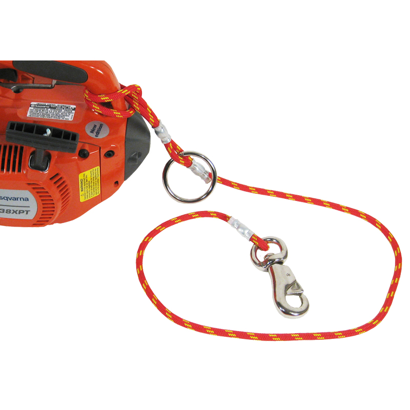 2-in-1 Snap/Ring Chainsaw Lanyard
