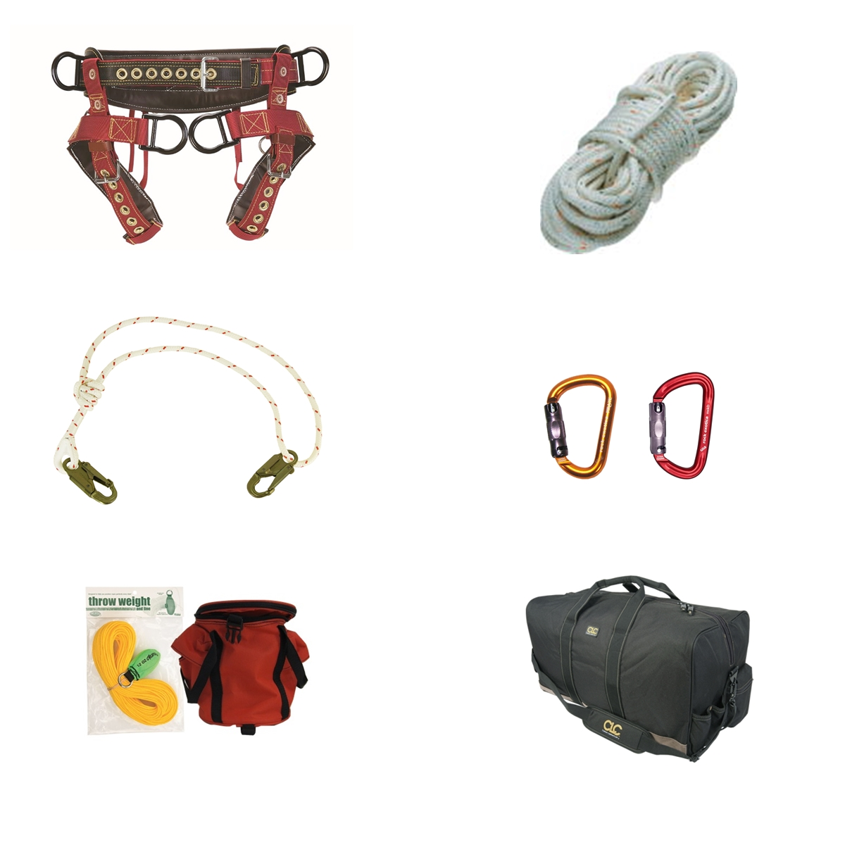 Intermediate Climbing Package 1