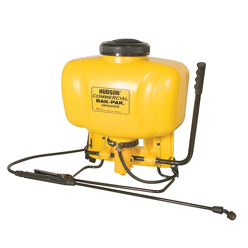 Hudson Commercial 4 gallon Bak-Pak Sprayer