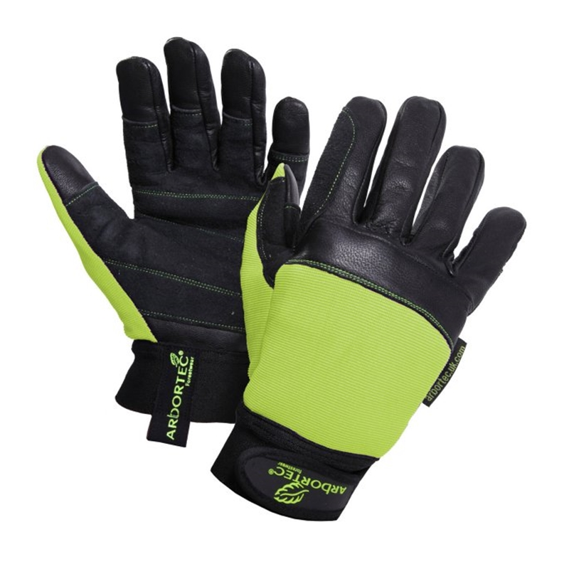 Arbortec AT975 Expert Chainsaw Gloves-Med