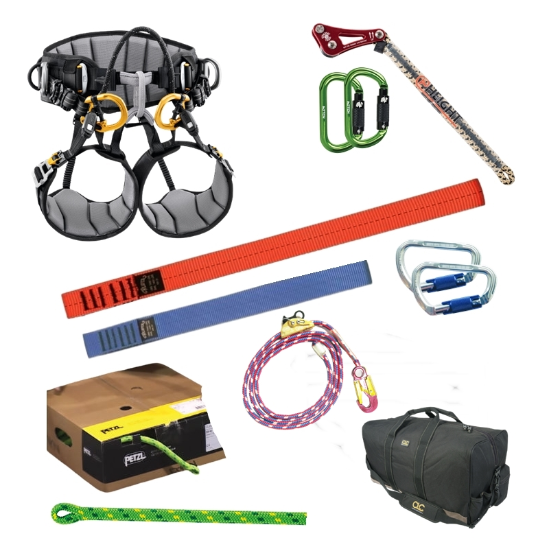 Sequoia SRT Climbing Kit-200 ft