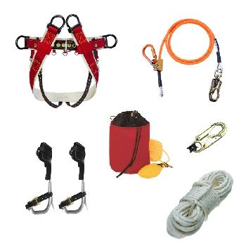 Basic Spur Climbing Kit