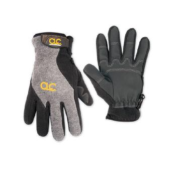 CLC Fleece Lined Winter Gloves-Large