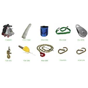 Portable Winch Forestry Assortment