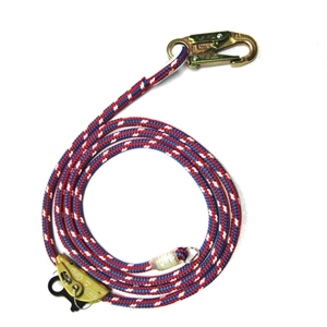 10' Independence II Rope Grab Lanyard