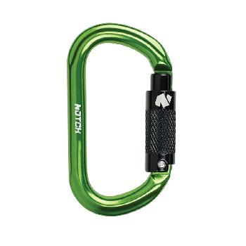 Notch Oval Carabiner