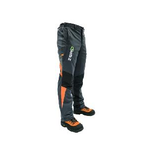 Clogger Zero Protective Chainsaw Pants-Large