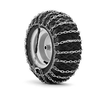 Husqvarna Tire Chains - 20 x 10 x 8